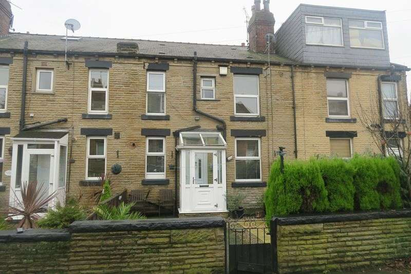 2 Bedrooms Terraced House for sale in Hartley Place, Morley, Leeds