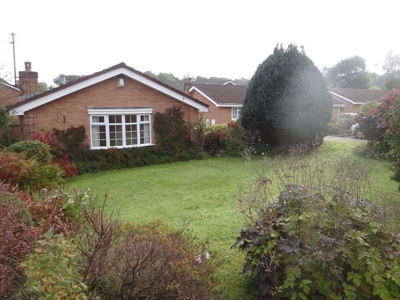 2 Bedrooms Detached Bungalow for rent in Calday Grange Close, West Kirby
