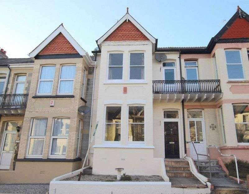 3 Bedrooms Terraced House for sale in Thornbury Park Avenue, Peverell, Plymouth. A lovely 3 bedroomed terraced family home in tree lined Peverell Road.
