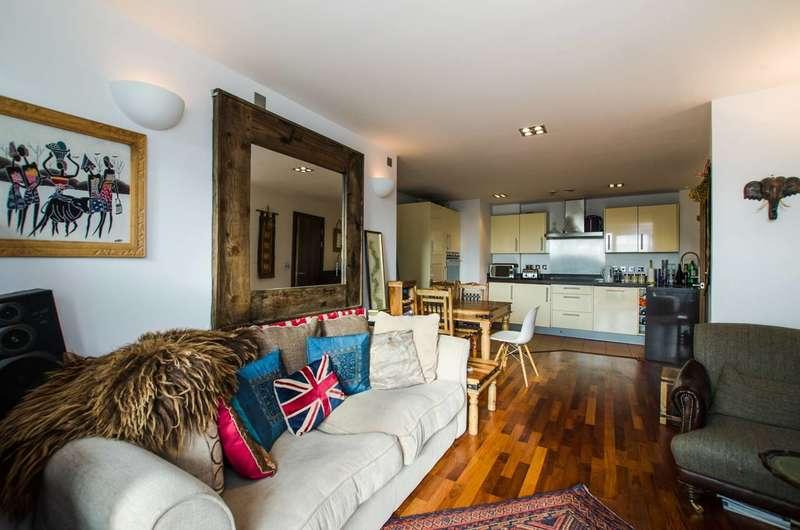 2 Bedrooms Flat for sale in Bridges Court Road, Battersea, SW11