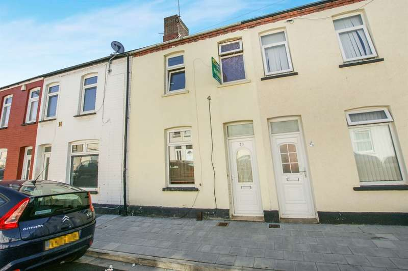 3 Bedrooms Terraced House for sale in Compton Street, Cardiff