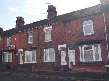 3 Bedrooms Terraced House for sale in Copeland Street, Stoke-On-Trent, Staffordshire