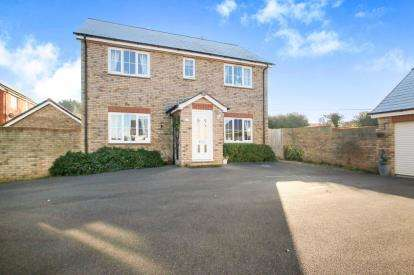 4 Bedrooms Detached House for sale in Bishops Hull, Taunton, Somerset