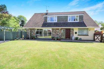 6 Bedrooms Detached House for sale in Lanivet, Bodmin, Cornwall