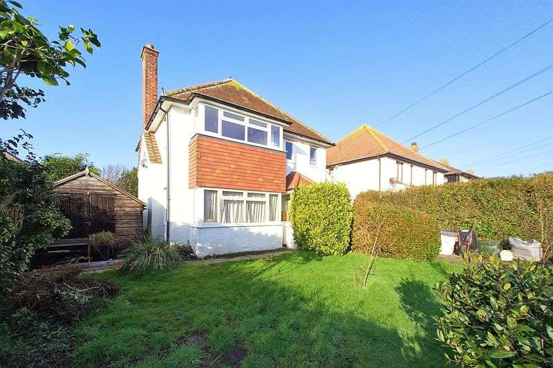 3 Bedrooms Detached House for sale in Hillfield Road, Chichester