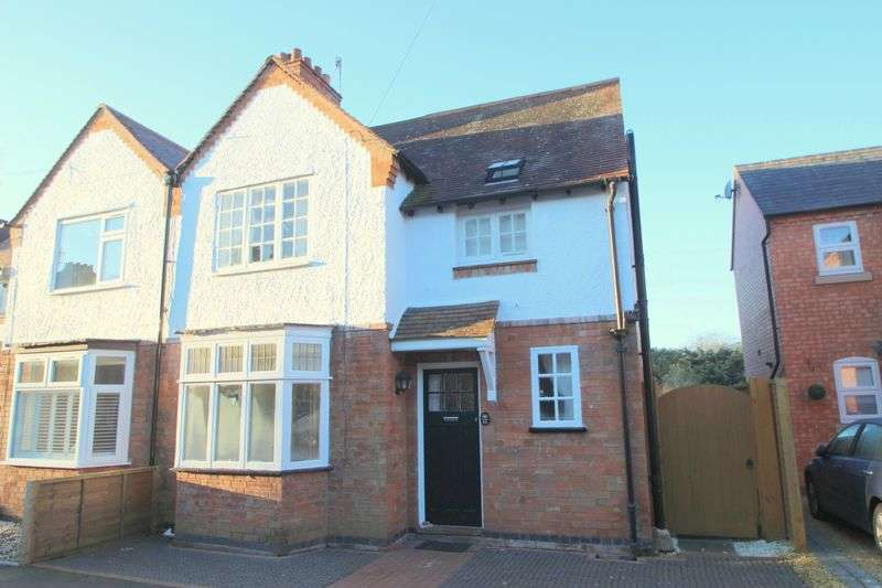 3 Bedrooms Semi Detached House for sale in New Street, Tiddington, Stratford-Upon-Avon