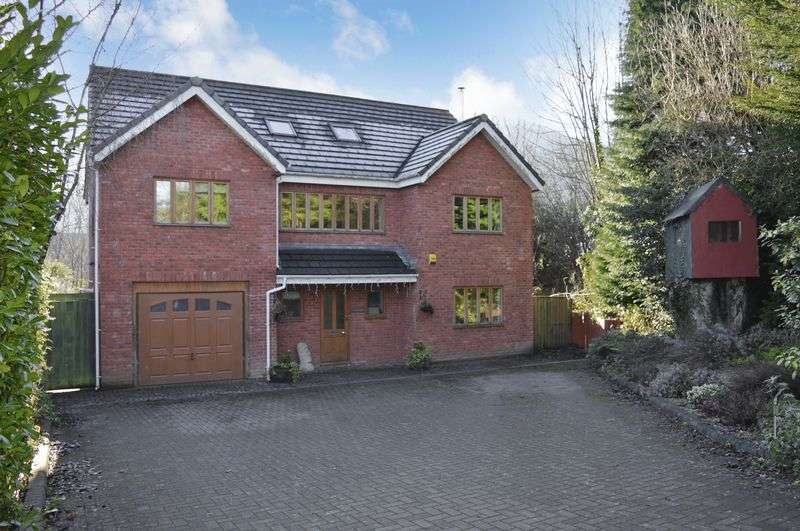 6 Bedrooms Detached House for sale in Llanfoist, Abergavenny