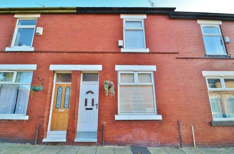 2 Bedrooms Terraced House for sale in Emerson Street, Salford