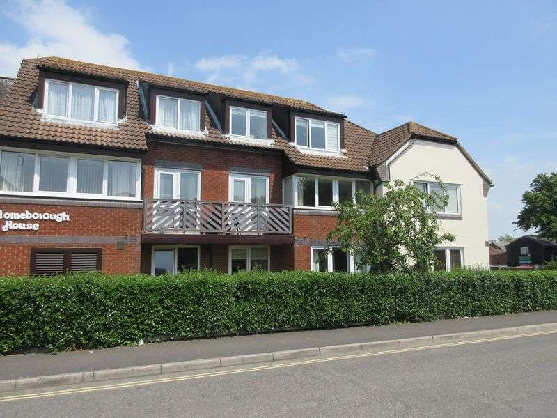 1 Bedroom Retirement Property for sale in Brinton Lane, Southampton