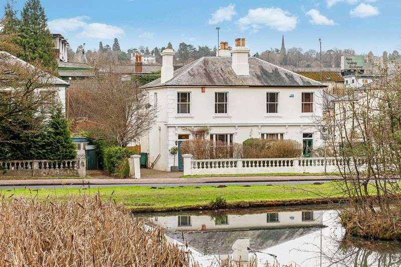 3 Bedrooms Semi Detached House for sale in Eridge Road, Tunbridge Wells