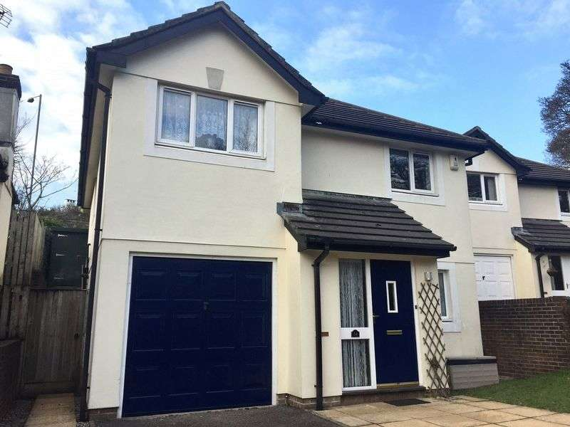 3 Bedrooms Detached House for sale in Blackberry Way, Truro