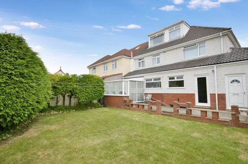 6 Bedrooms Semi Detached House for sale in Headley Park Road, Bristol