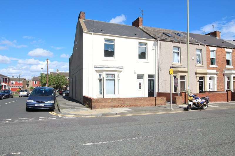2 Bedrooms Flat for sale in Grange Road West, Jarrow
