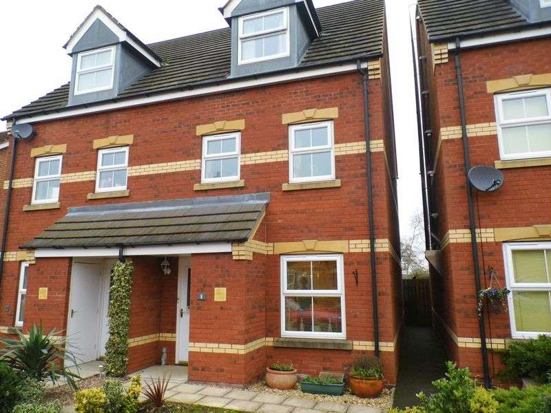 3 Bedrooms House for sale in Acre Close, MARKET RASEN