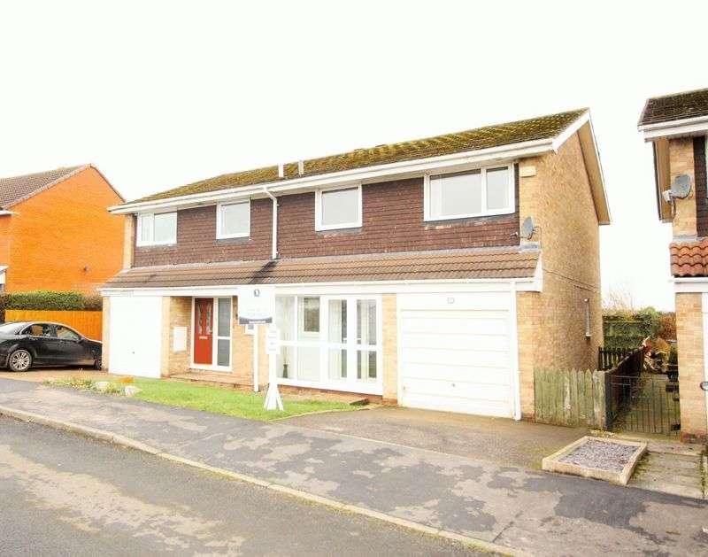 3 Bedrooms Semi Detached House for sale in Grendon Gardens, Darlington