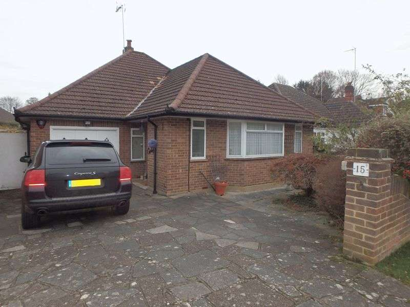 2 Bedrooms Detached Bungalow for sale in Langton Avenue, Epsom