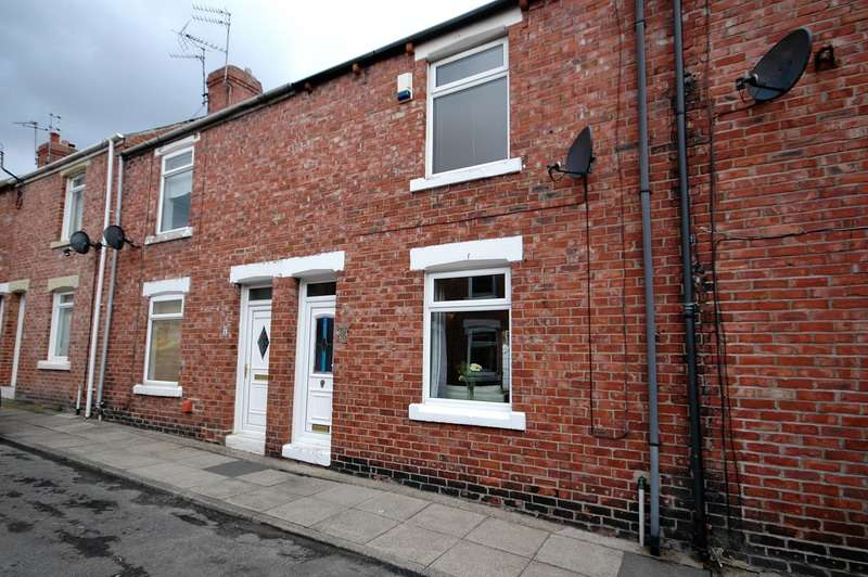 2 Bedrooms Terraced House for sale in Baden Street, Chester le Street, County Durham, DH3