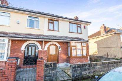 3 Bedrooms End Of Terrace House for sale in Fitzgerald Road, Bristol, Somerset