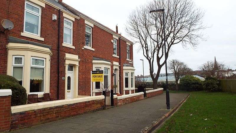 3 Bedrooms House for sale in Horsley Terrace, Tynemouth