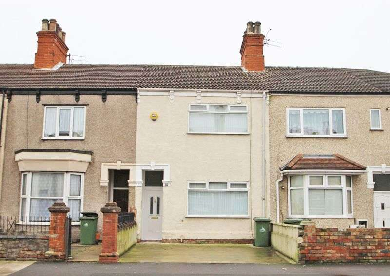 4 Bedrooms Terraced House for sale in PARK STREET, GRIMSBY
