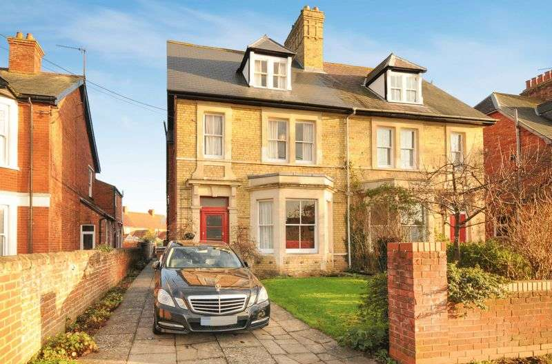 5 Bedrooms Semi Detached House for sale in Oxford Road, Abingdon