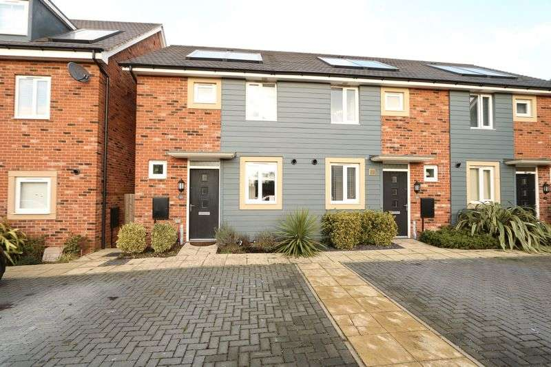 2 Bedrooms House for sale in Meacham Meadow, Milton Keynes