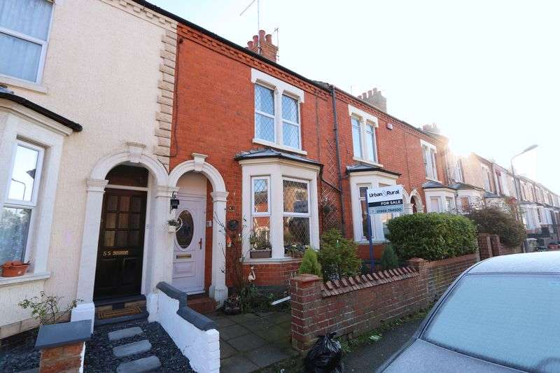 3 Bedrooms Terraced House for sale in Windsor Street, Milton Keynes