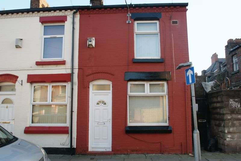 2 Bedrooms Terraced House for sale in Hawkins Street, Liverpool