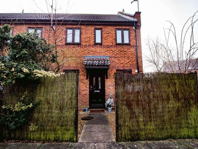 1 Bedroom Flat for sale in Onslow Court, Milton Keynes