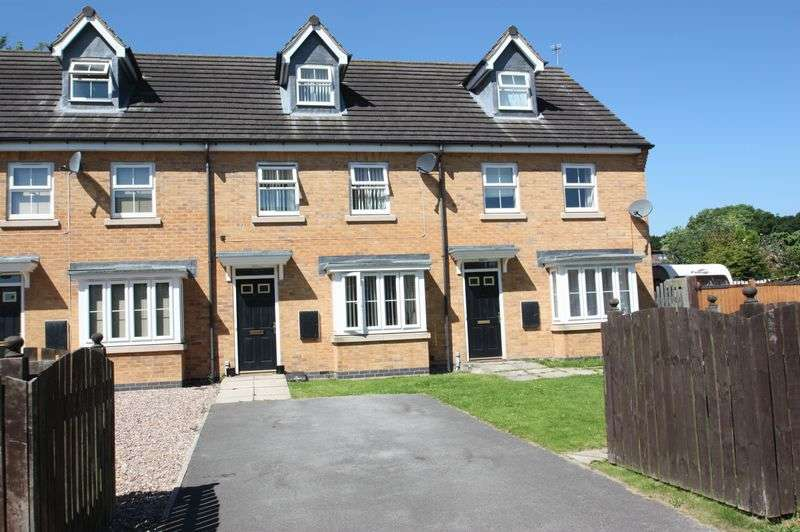 3 Bedrooms House for sale in Conisborough Way, Hemsworth