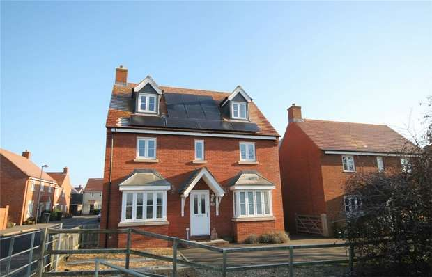 5 Bedrooms Detached House for sale in Bedford Road, Wixams, Bedford