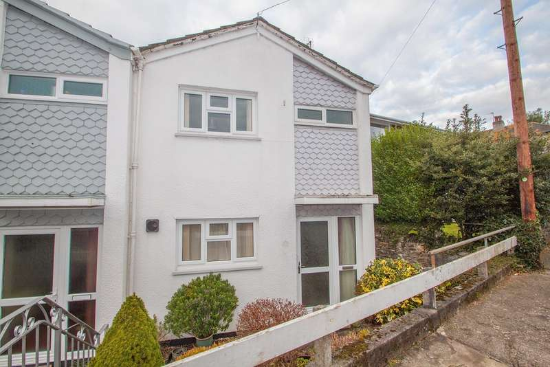 2 Bedrooms End Of Terrace House for sale in Tamerton Foliot, Plymouth