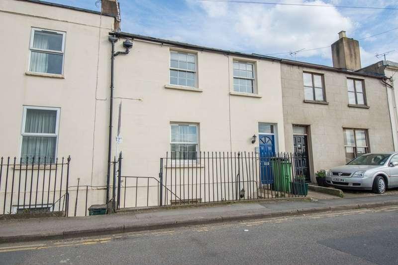 1 Bedroom Flat for sale in Gloucester Place, Cheltenham GL52 2RJ