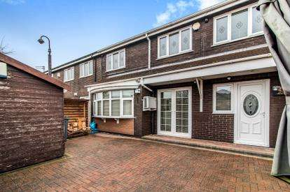 3 Bedrooms Terraced House for sale in Tuxford Walk, Manchester, Greater Manchester