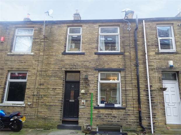 2 Bedrooms Terraced House for sale in Granville Place, Allerton, Bradford, West Yorkshire