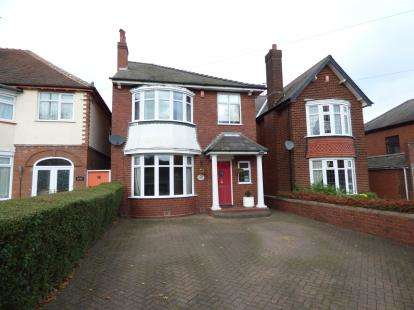 3 Bedrooms Detached House for sale in Mucklow Hill, Halesowen, West Midlands