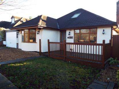 4 Bedrooms Bungalow for sale in Wayside Drive, Thurmaston, Leicester, Leicestershire