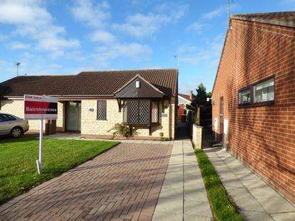 2 Bedrooms Bungalow for sale in Meadowlake Close, Lincoln, Lincolnshire