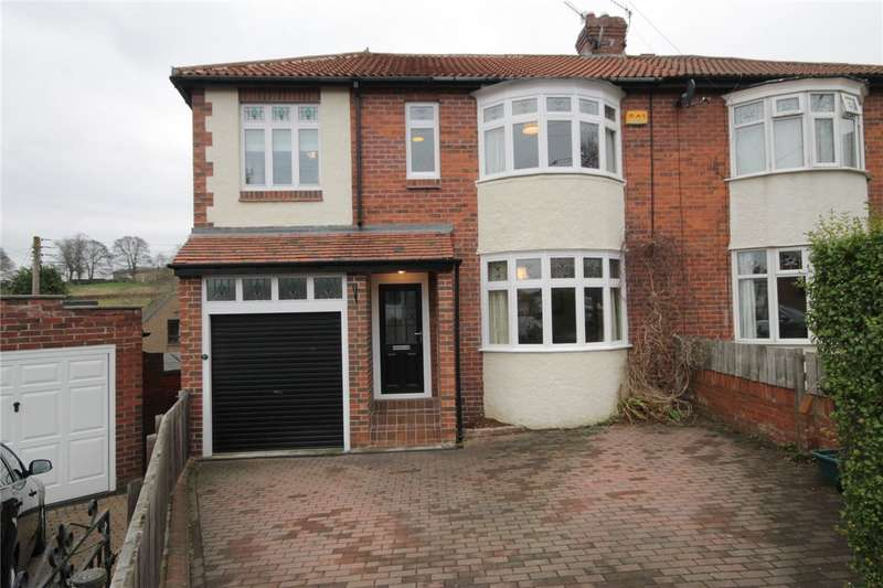 4 Bedrooms Semi Detached House for sale in Summerdale, Shotley Bridge, Consett, DH8