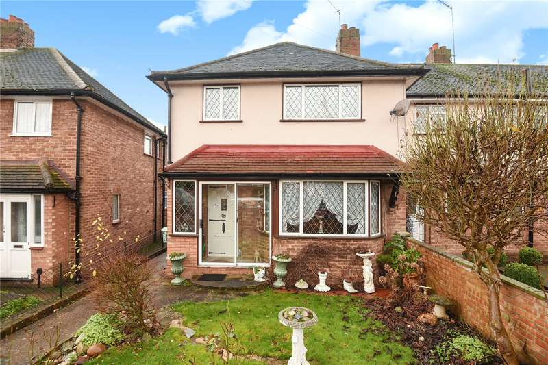 3 Bedrooms Semi Detached House for sale in St. Marys Road, Harefield, Uxbridge, Middlesex, UB9