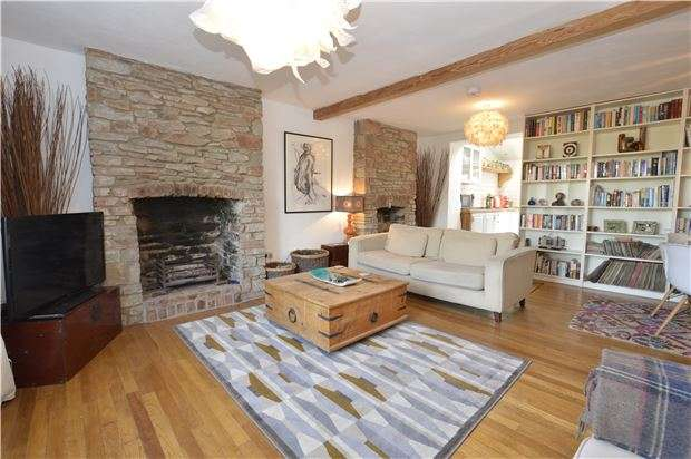 3 Bedrooms Cottage House for sale in 220 Badminton Road, Coalpit Heath BS36 2QE