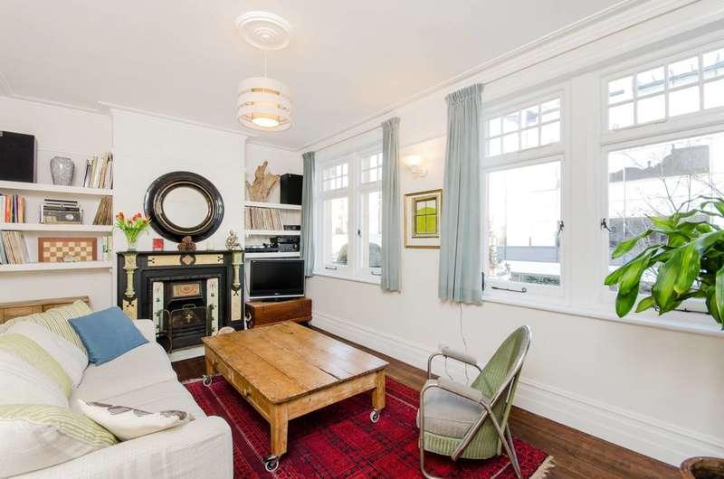 4 Bedrooms Maisonette Flat for sale in Arthur Road, Wimbledon Park, SW19