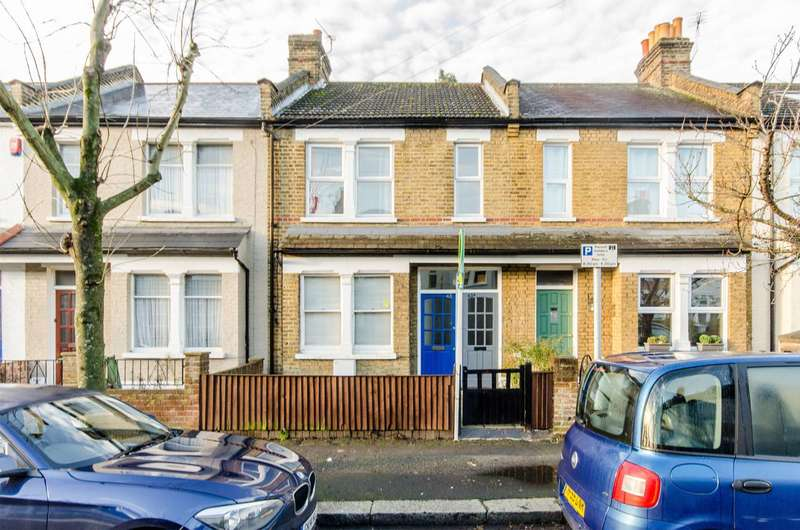 1 Bedroom Flat for sale in Bronson Road, Raynes Park, SW20