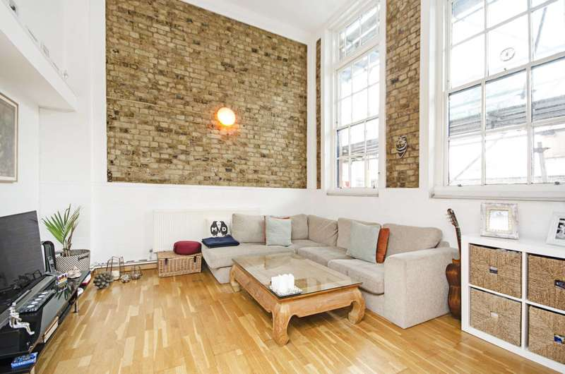 2 Bedrooms Flat for sale in Rutland Road, Hackney, E9