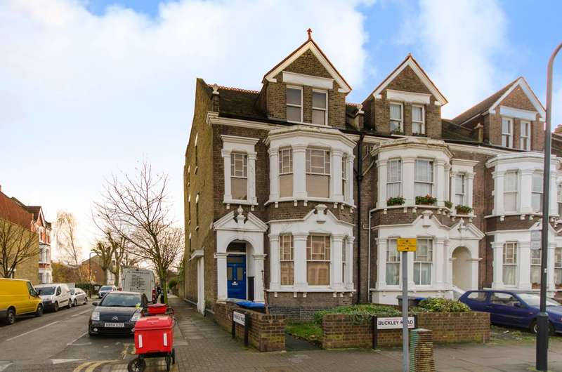 4 Bedrooms Maisonette Flat for sale in Buckley Road, Brondesbury, NW6
