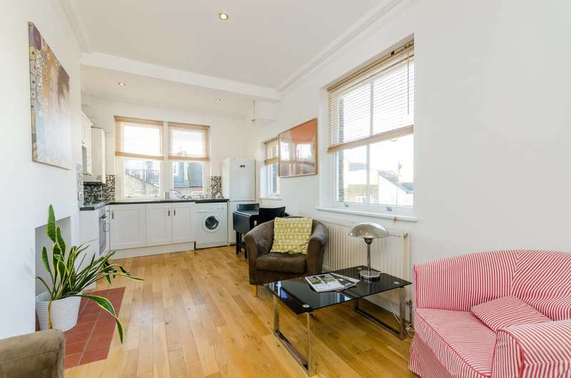 2 Bedrooms Flat for sale in Vera Road, Fulham, SW6