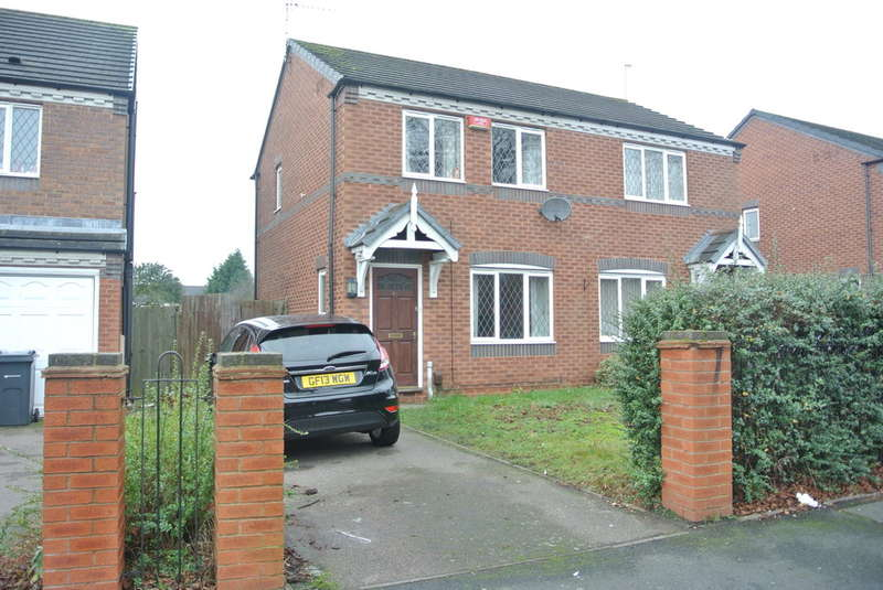 2 Bedrooms Semi Detached House for sale in Burcote Road, Erdington