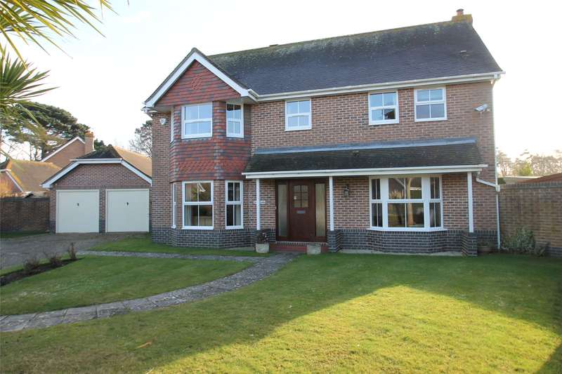 5 Bedrooms Detached House for sale in West Drive, Angmering, West Sussex, BN16