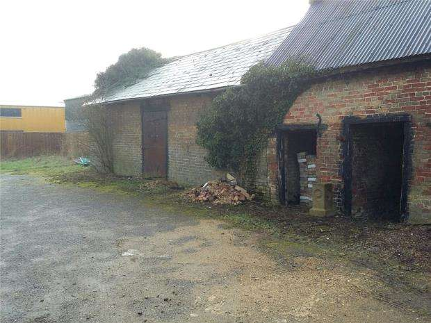 Barn Conversion Character Property for sale in Barn At, Ramsey Road, Ramsey Forty Foot