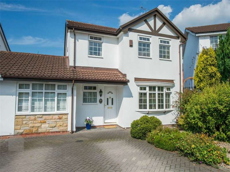 4 Bedrooms Link Detached House for sale in Hunts Field, Clayton-le-Woods, Chorley, Lancashire